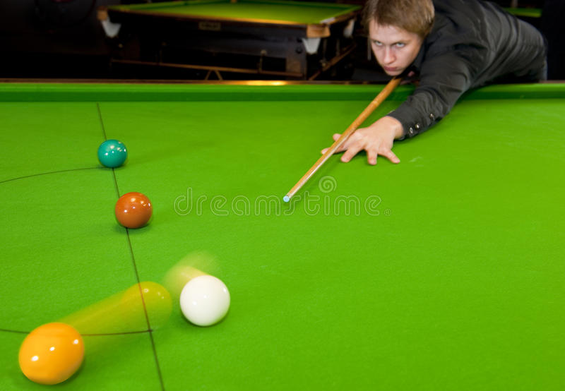 Download Snooker stock photo. Image of colliding, ball, black - 17031882