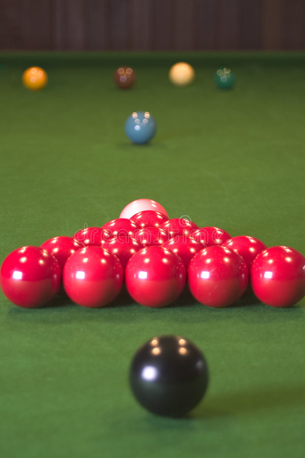 Download Snooker stock image. Image of baize, game, points, balls - 250723