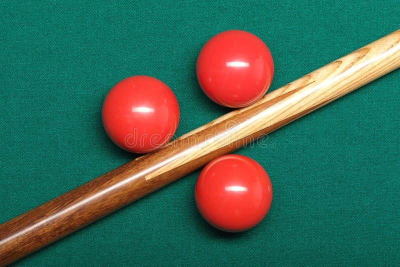 Snooker stockbilder