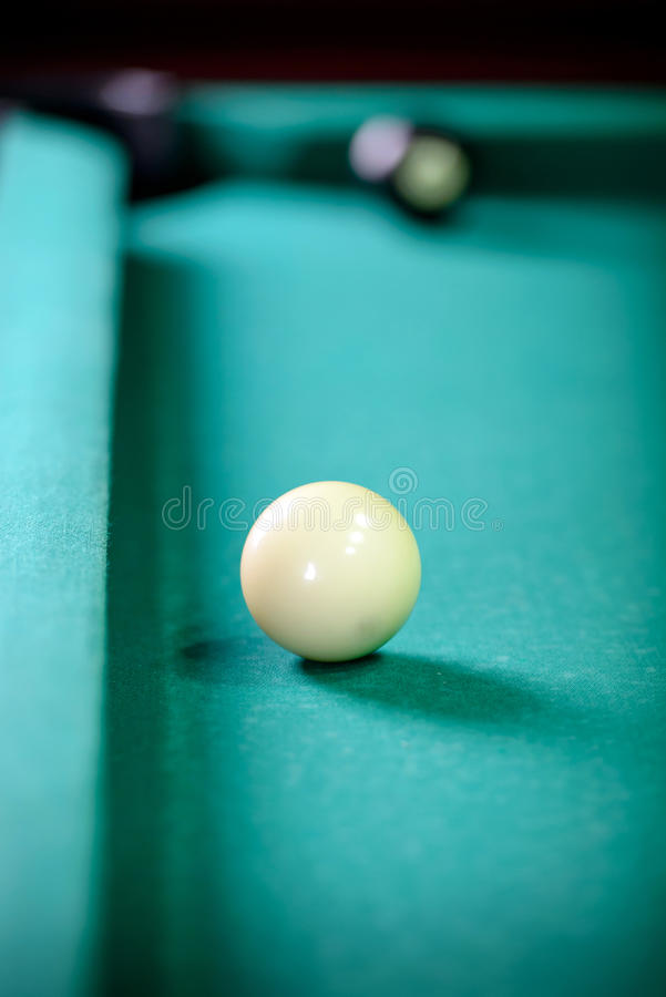 snooker fotografia de stock royalty free