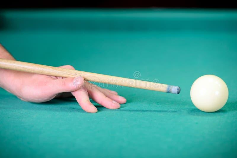snooker imagem de stock royalty free