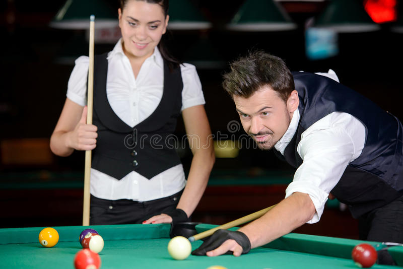 snooker immagine stock libera da diritti