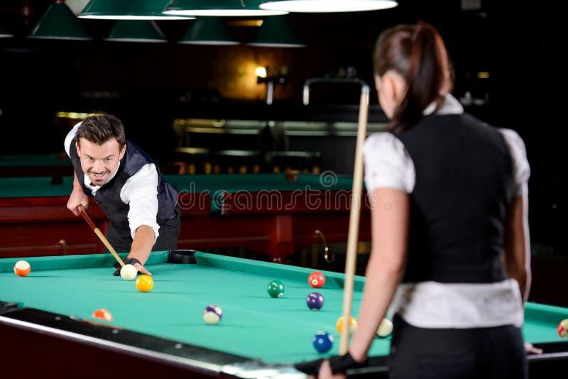 snooker fotografia stock libera da diritti