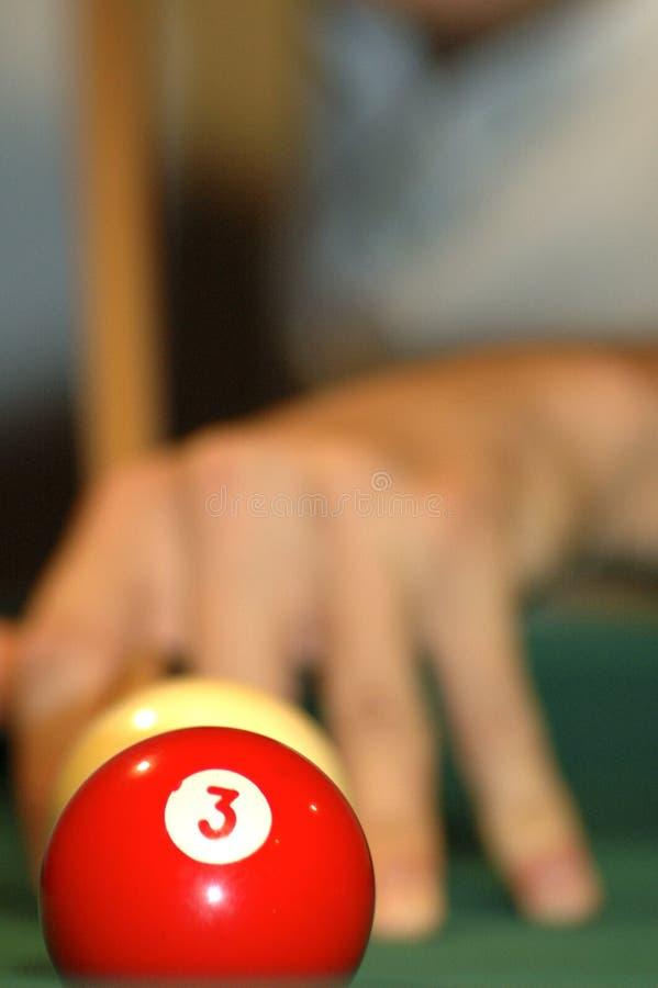 Snooker lizenzfreie stockfotos