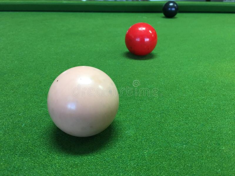 snooker obrazy royalty free