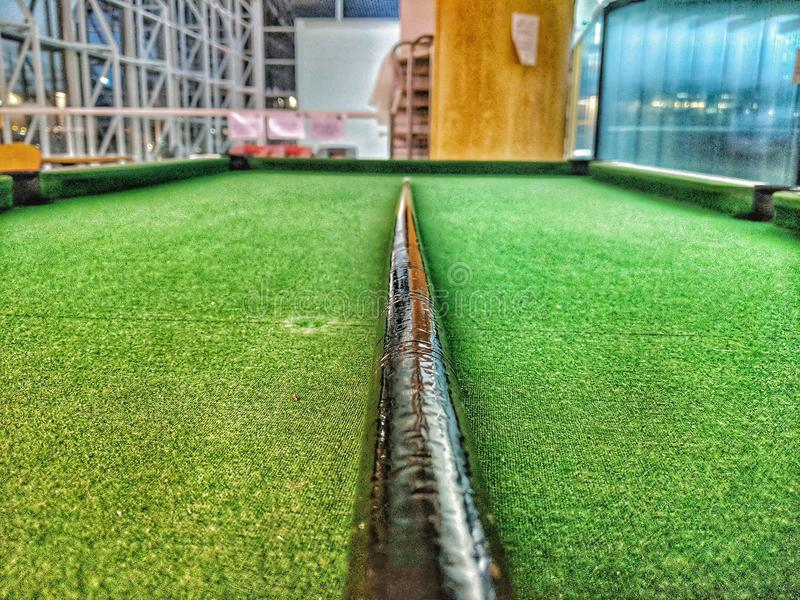 Snooker cue royalty free stock image