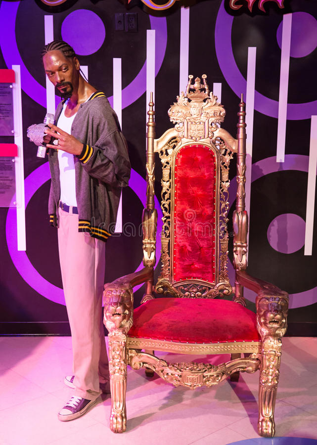 Snoop Dogg stock foto