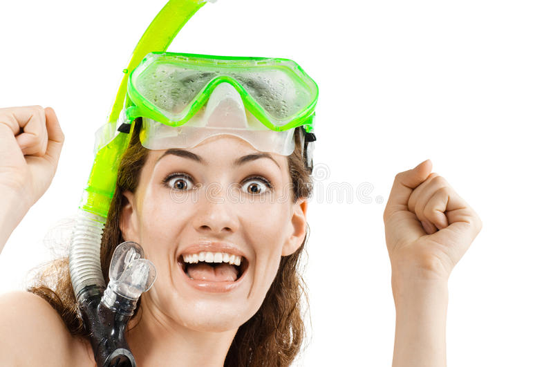 Download Snorkel Royalty Free Stock Photography - Image: 10527827