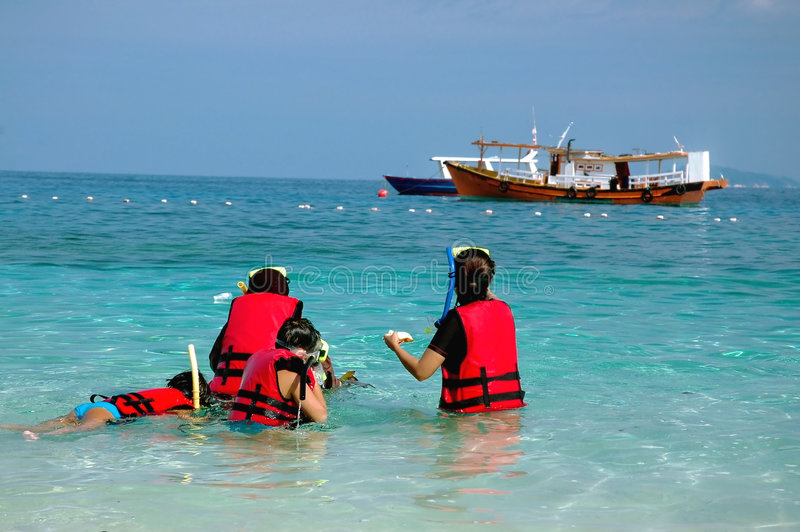 Download Snorkeling Stock Photography - Image: 184122