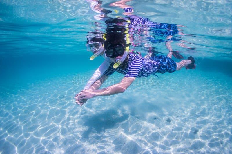 Snorkeling стоковые фото
