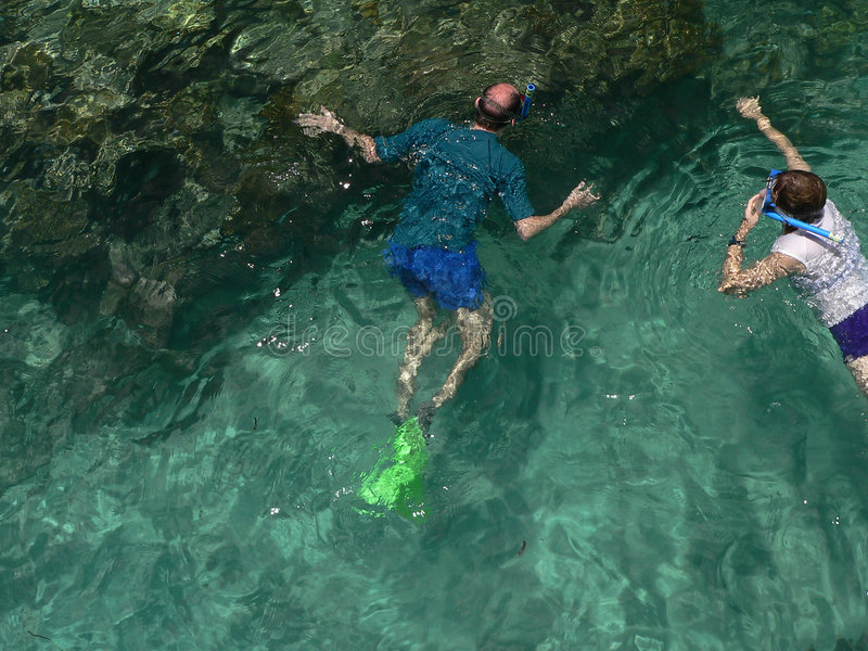 Download Snorkeling People Stock Images - Image: 1401034