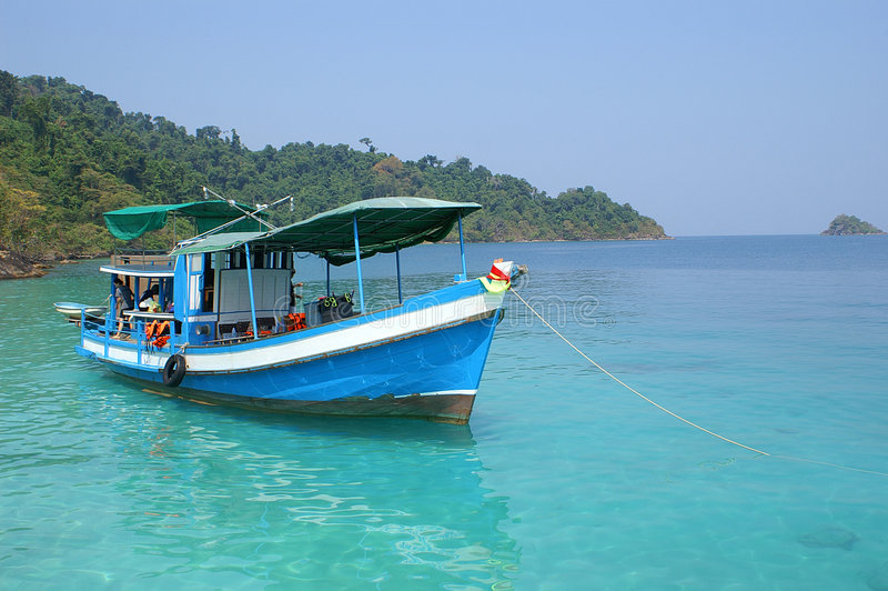 Download Snorkeling Trip Stock Photography - Image: 544222