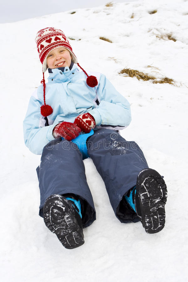 Download On The Snow Stock Photos - Image: 21899373