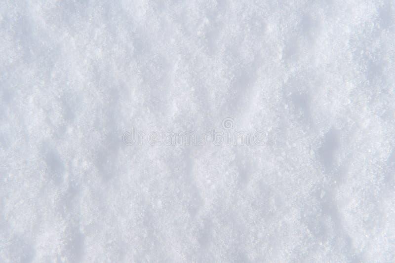 Snow backgroun in winter. Season stock image