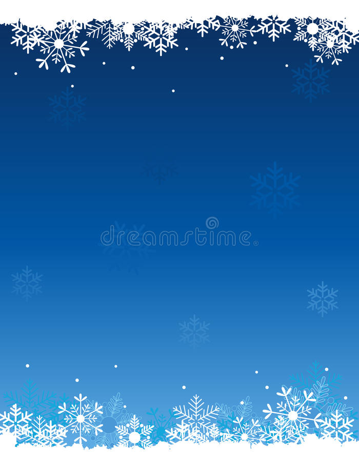 Download Snow background stock vector. Illustration of flakes - 21099150