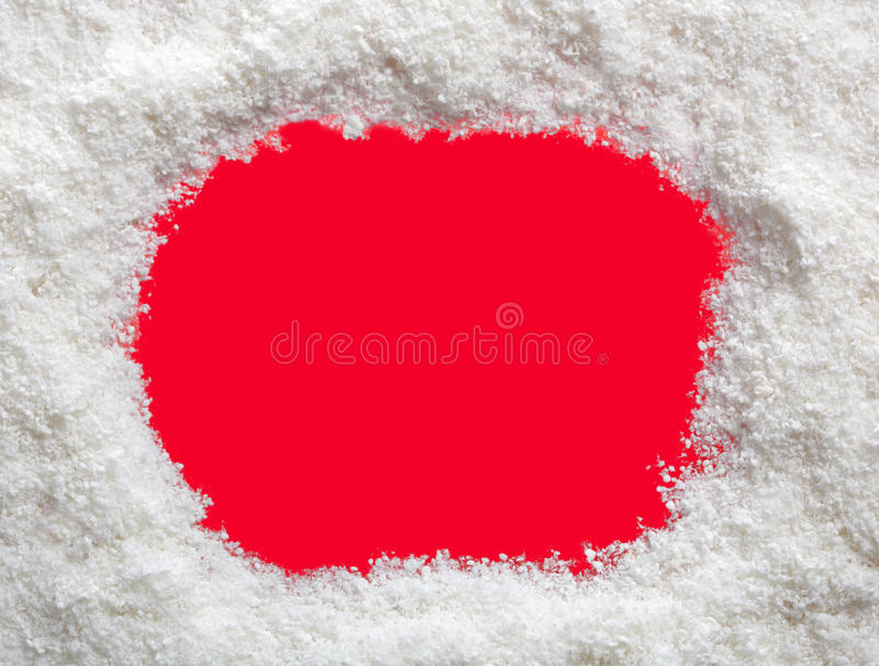 Download Snow banner stock image. Image of cool, space, nobody - 26654991
