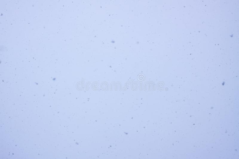 Snow blizzard overlay natural small snowflakes texture background stock images