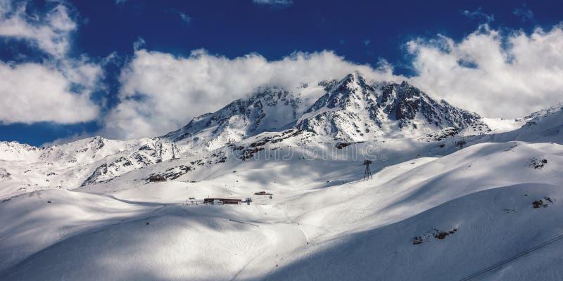 Snow Cap Mountain Free Public Domain Cc0 Image
