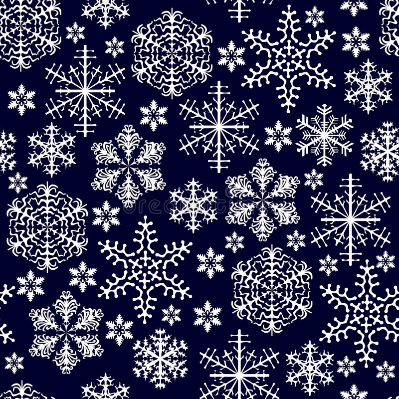 Download Snow Cristals Stock Photos - Image: 5845623
