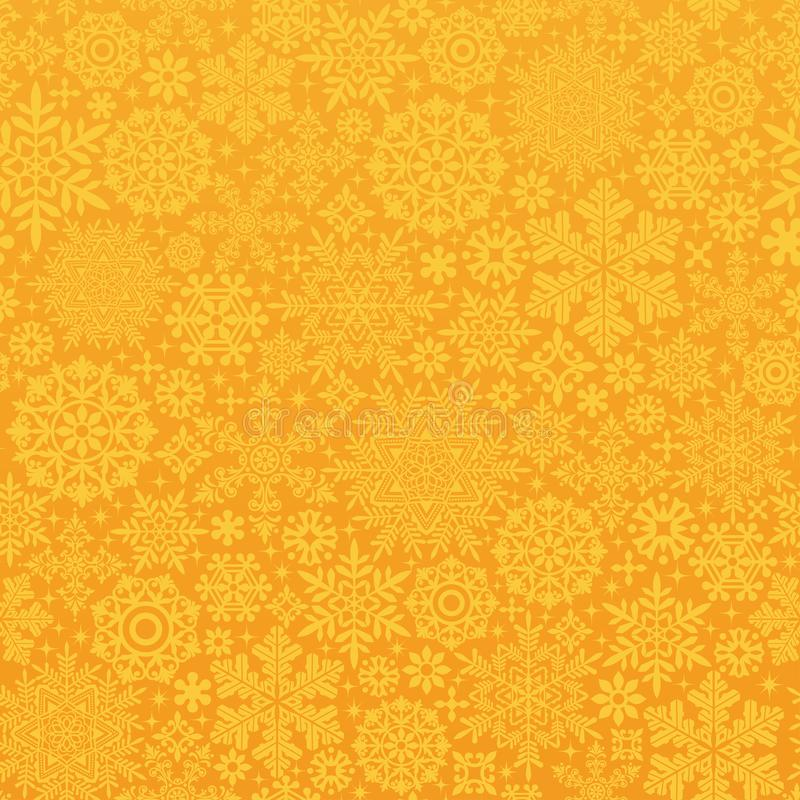 Free Snow Crystals And Doilies Background. Royalty Free Stock Photos - 125994238