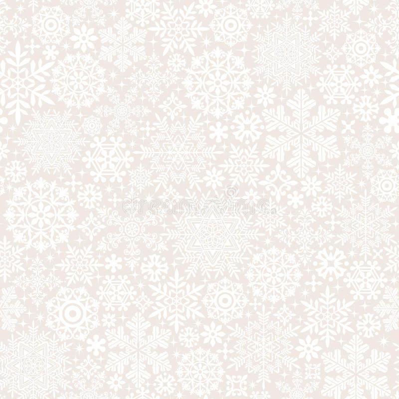 Free Snow Crystals And Doilies Background. Stock Photo - 47029440