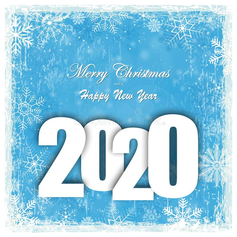 Free Snow Fall Background For Christmas And New Year 2020 Stock Photos - 160540833
