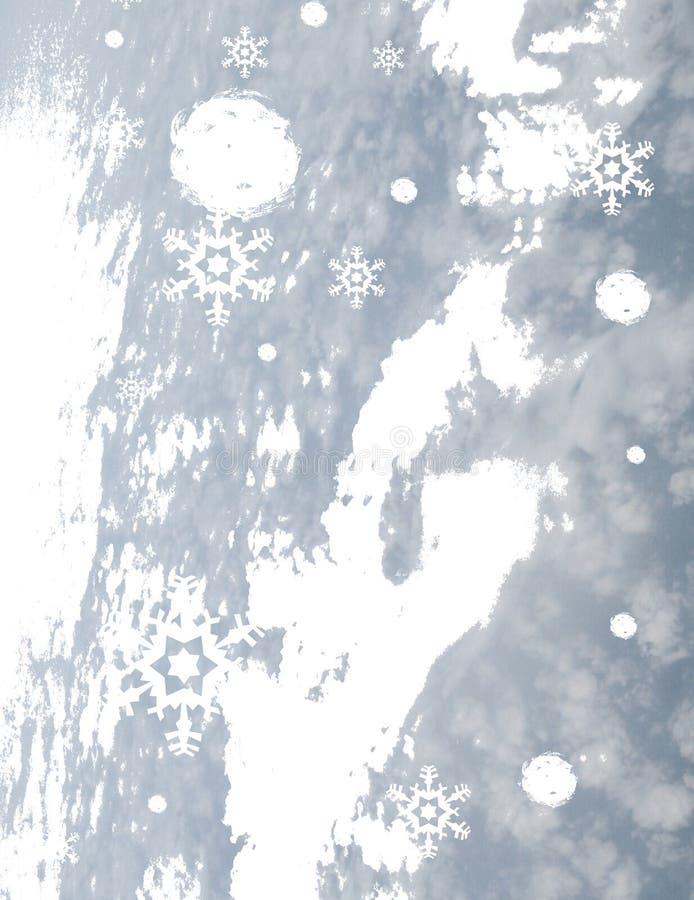 Download Snow flake stock illustration. Image of grey, christmas - 12146818