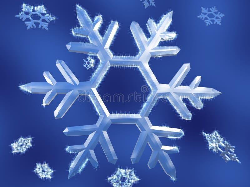 Download SNOW FLAKE Royalty Free Stock Image - Image: 1602696