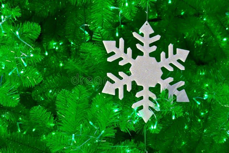 Download Snow Flake stock photo. Image of tree, celebration, bauble - 23928776