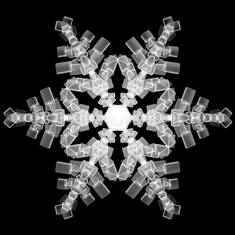 Download Snow Flake stock photo. Image of digital, design, wintertime - 3649136