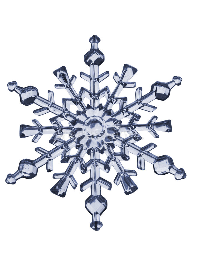 Free Snow Flake Stock Photography - 453522