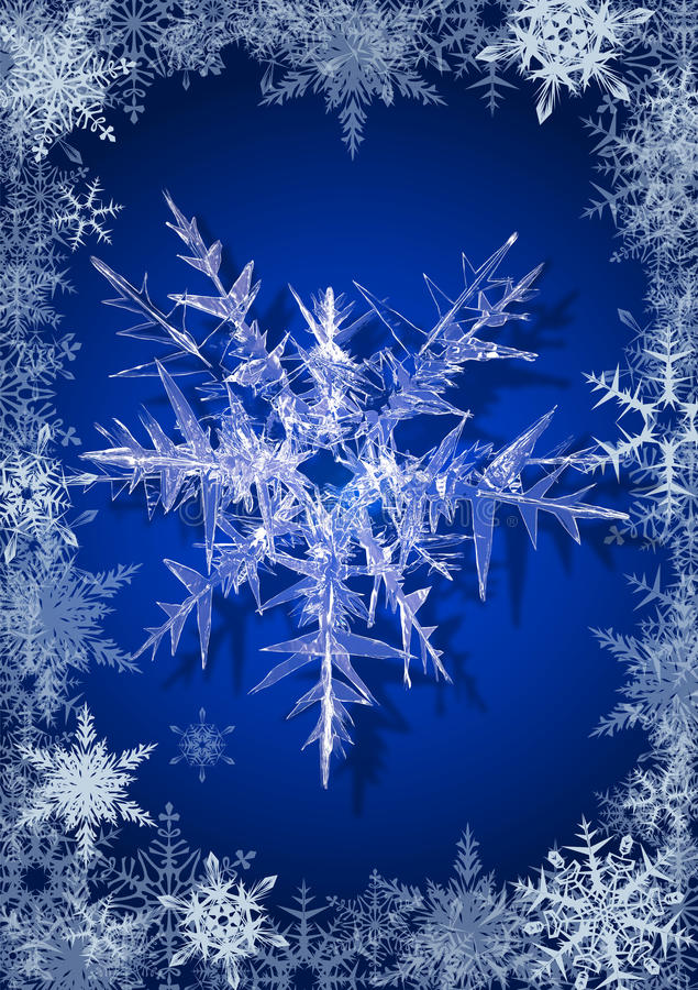 Download Snow Flakes Royalty Free Stock Image - Image: 11603526