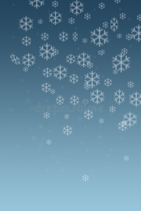Download Snow Flakes 2 stock illustration. Illustration of snowflakes - 463151