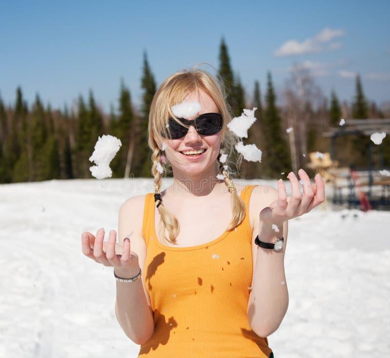 Download Snow And Fun Stock Photos - Image: 12111913