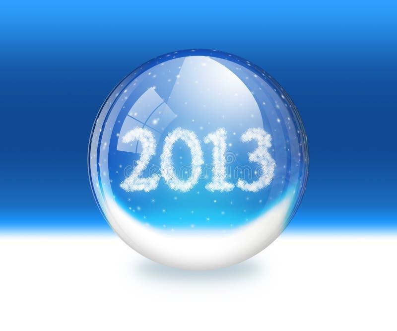 Snow Globe Stock Images