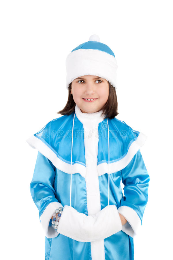 Download Snow Maiden stock photo. Image of christmas, caucasian - 22437804