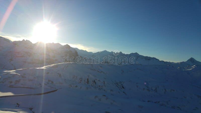 Snow Mountain Free Public Domain Cc0 Image