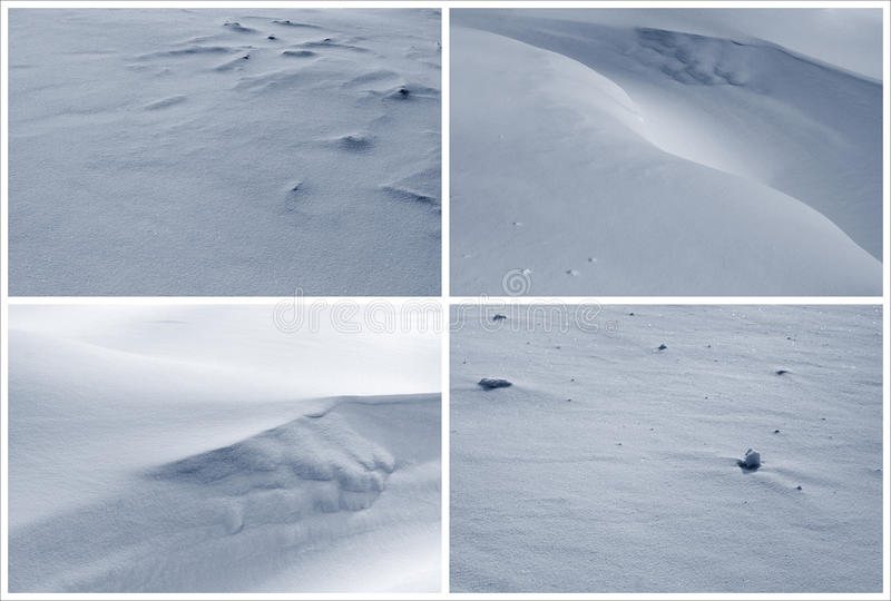 Download Snow pattern stock image. Image of nature, winter, pattern - 23210041