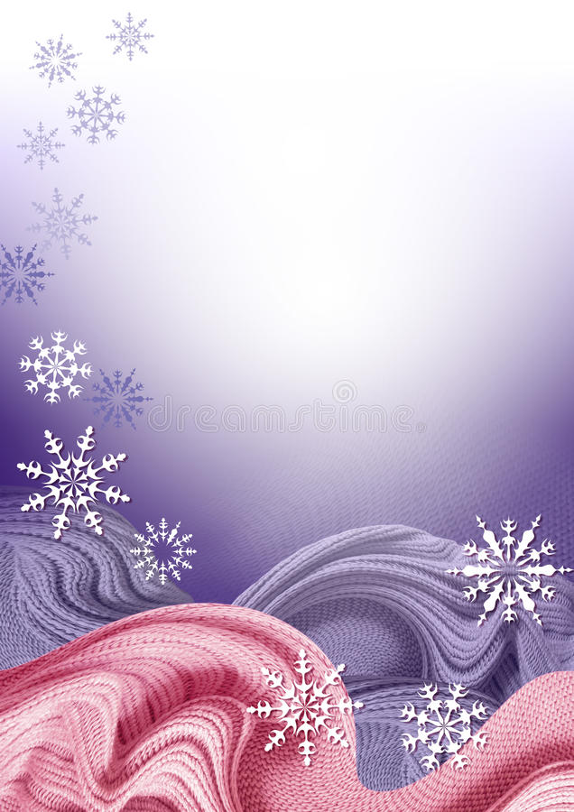 Download Snow_pullower stock illustration. Image of pullover, waves - 11400647