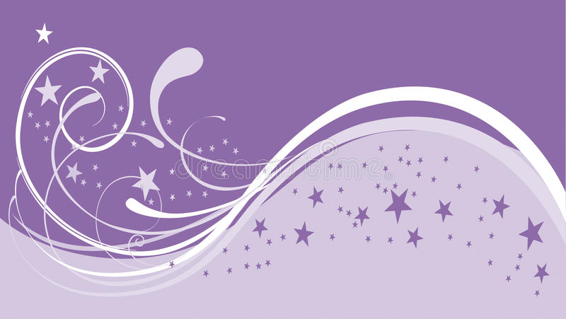 Download Snow purple background stock vector. Illustration of snow - 17604481