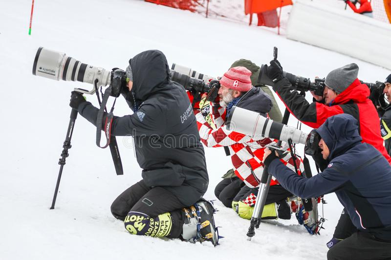 Snow Queen Trophy stock photography
