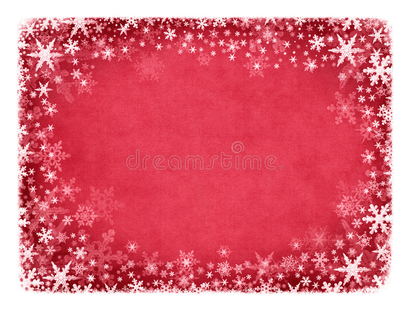 Download Snow On Red Texture Royalty Free Stock Photography - Image: 7034737