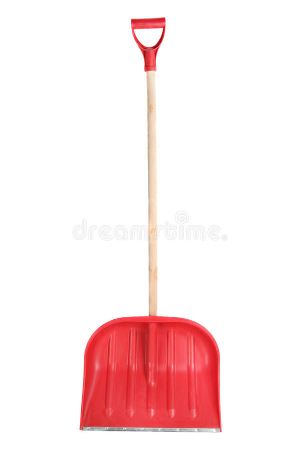 Download Snow Shovel, Isolated Stock Photos - Image: 28306073