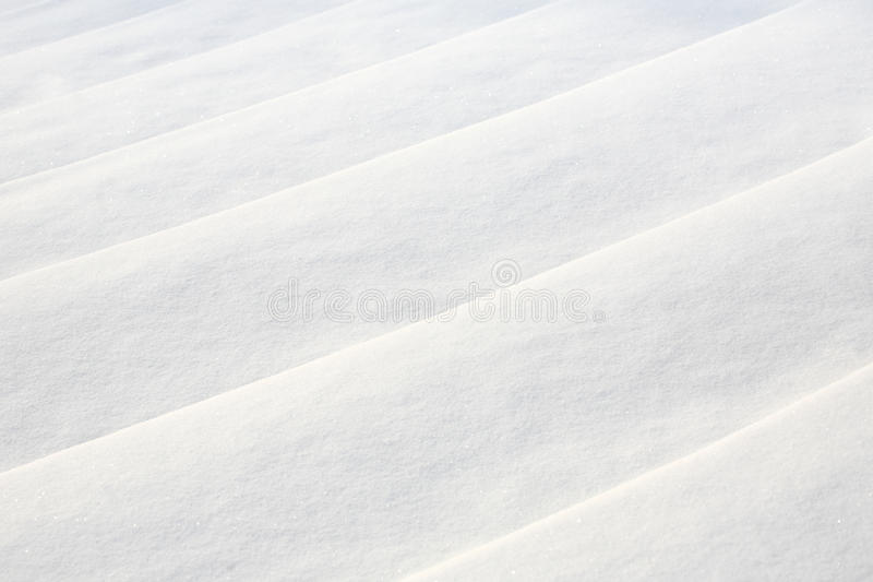 Snow surface royalty free stock photo