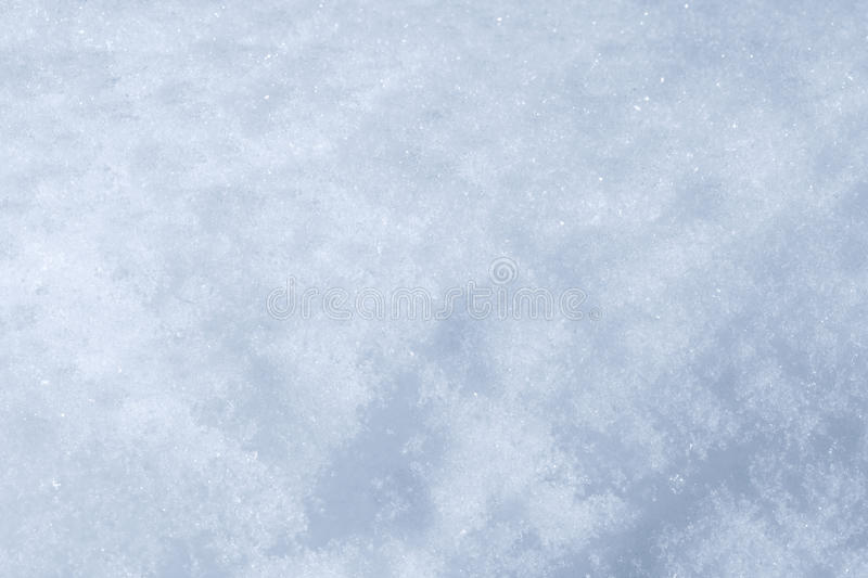 Snow texture, macro. Surface of fresh snow in winter, macro shot stock images