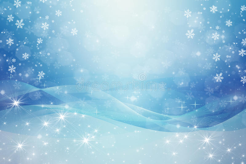 Snow stock illustration