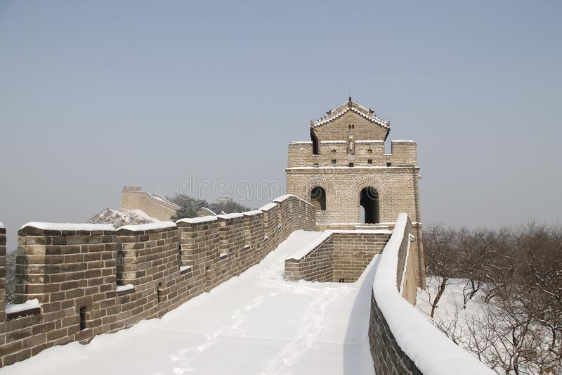 Snow, Winter, Building, Sky royalty free stock photos