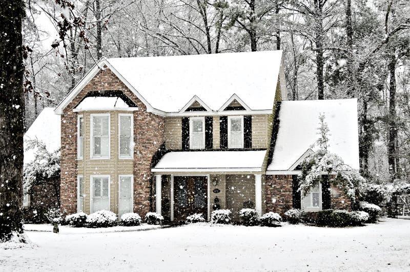 snow zima zdjęcie stock