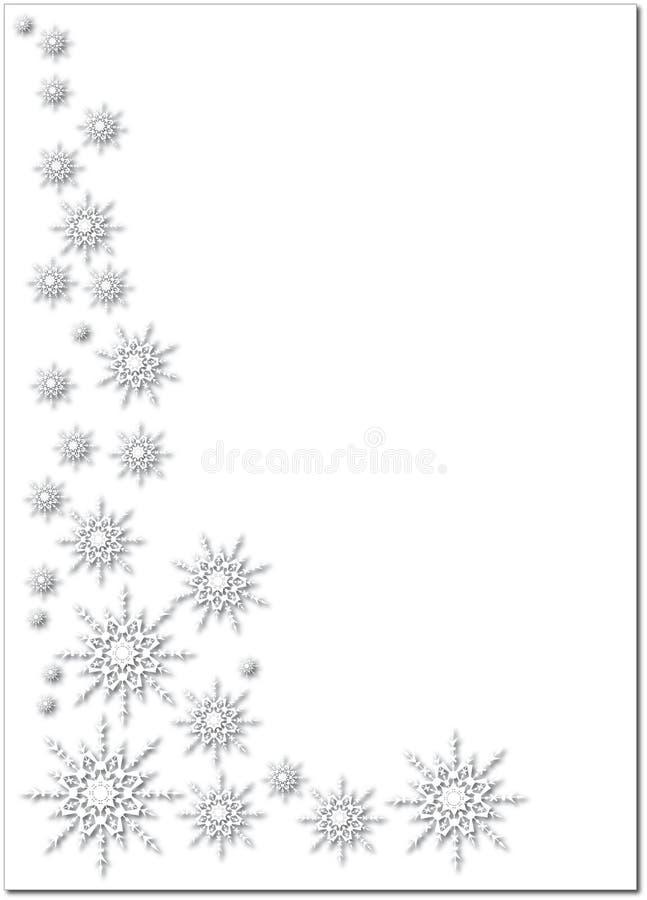 Snow002 royalty free illustration
