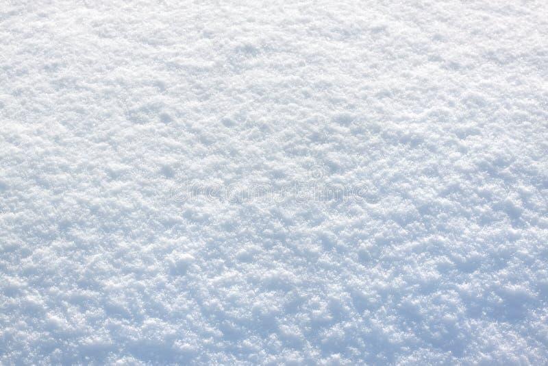 Snowbakgrund 免版税库存照片